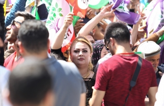 HDP'den Van'da final mitingi